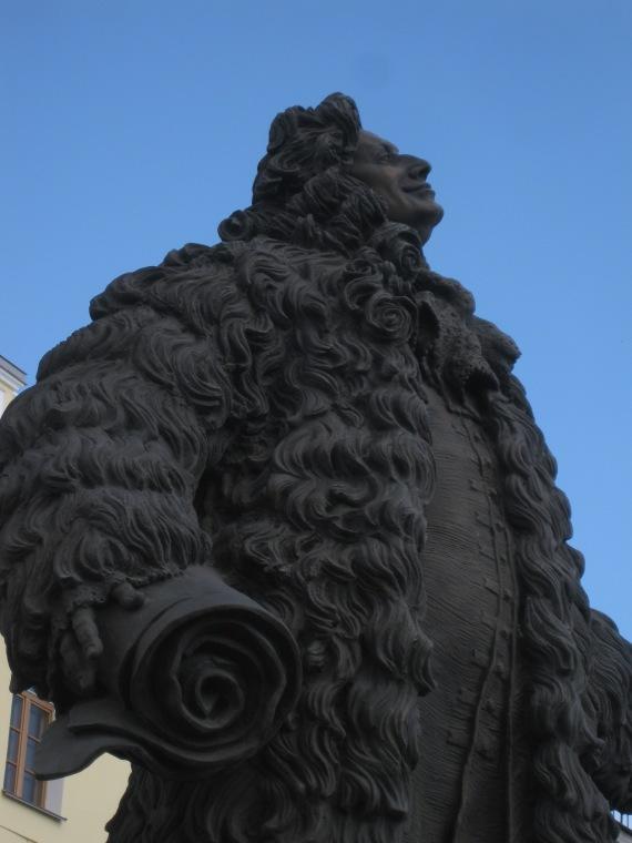 Trezini Monument, St Petersburg