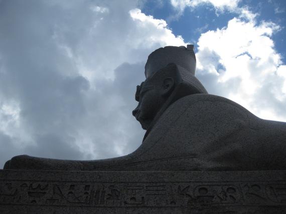 Sphinx, St Petersburg