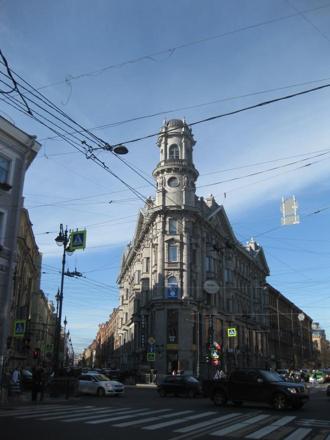 Pyat Uglov, St Petersburg