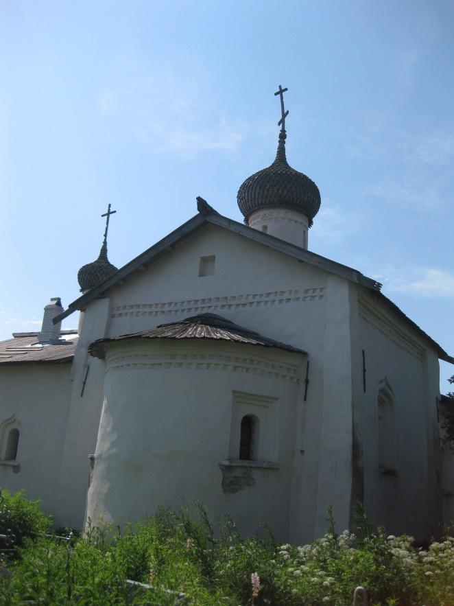 Staraya Ladoga, the First Capital of Russia
