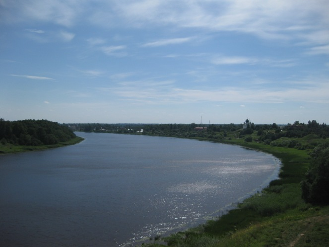 Staraya Ladoga, the First Capital of Russia