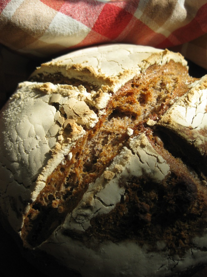 Sourdough Bread from www.hefe-und-mehr.de