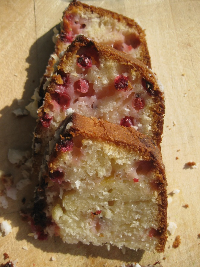 Coconut Raspberry Bread from www.twopeasandtheirpod.com