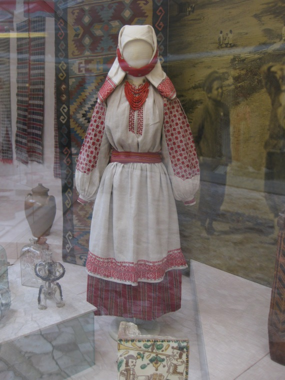 The Russian Museum of Ethnography, St Petersburg