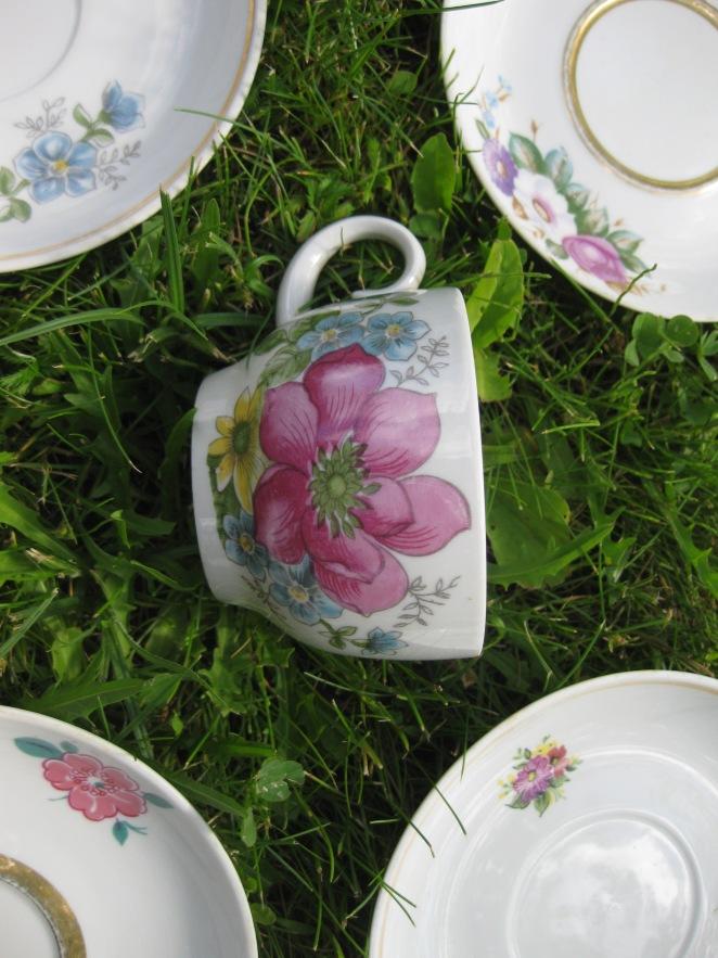 Soviet Teacups