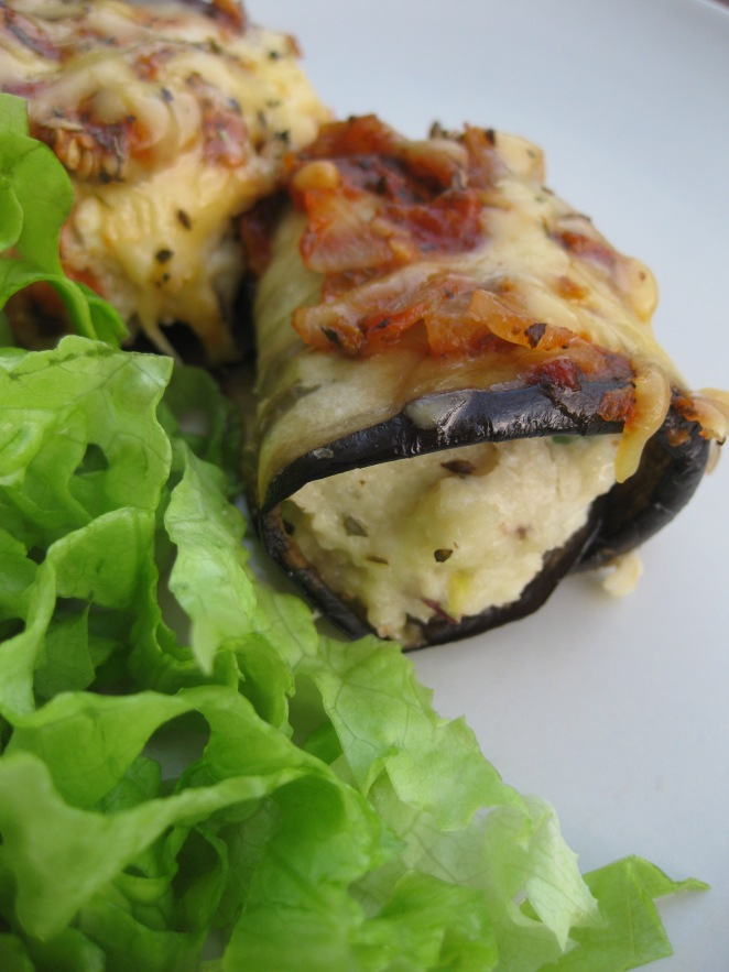 Involtini di Melanzane from www.greenkitchenstories.com