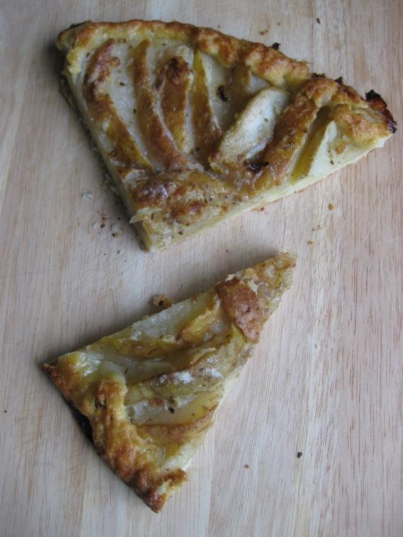 Pear Croustade from kalofagas.ca