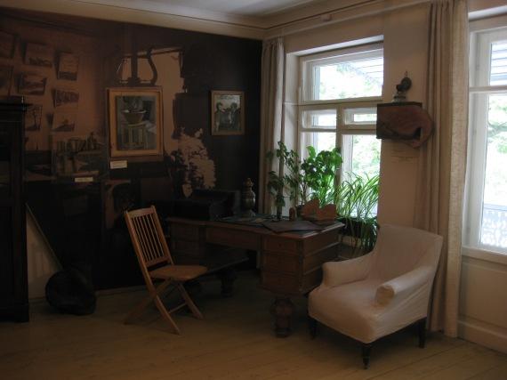 St Petersburg Museum of Avantgarde or Matyushin's House