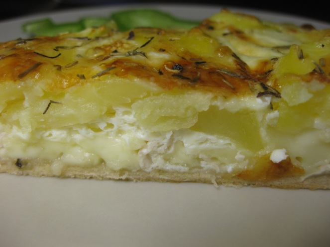 Tarte au coulommiers from www.marmiton.org