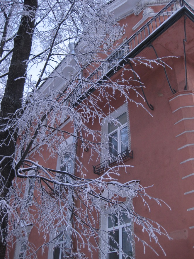 Frozen Kolpino