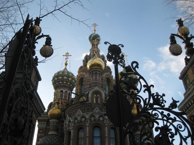 St Petersburg, Spring 2016