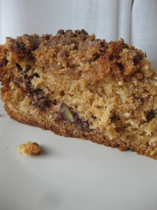 Chestnut Coffee Cake