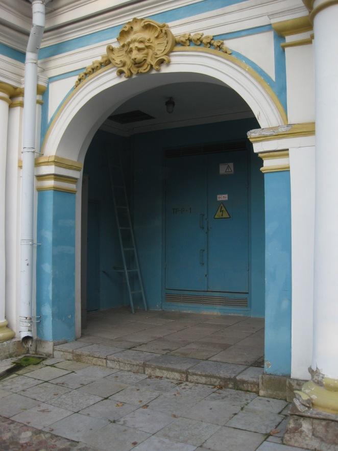 Autumn and Art Nouveau in Tsarskoye Selo