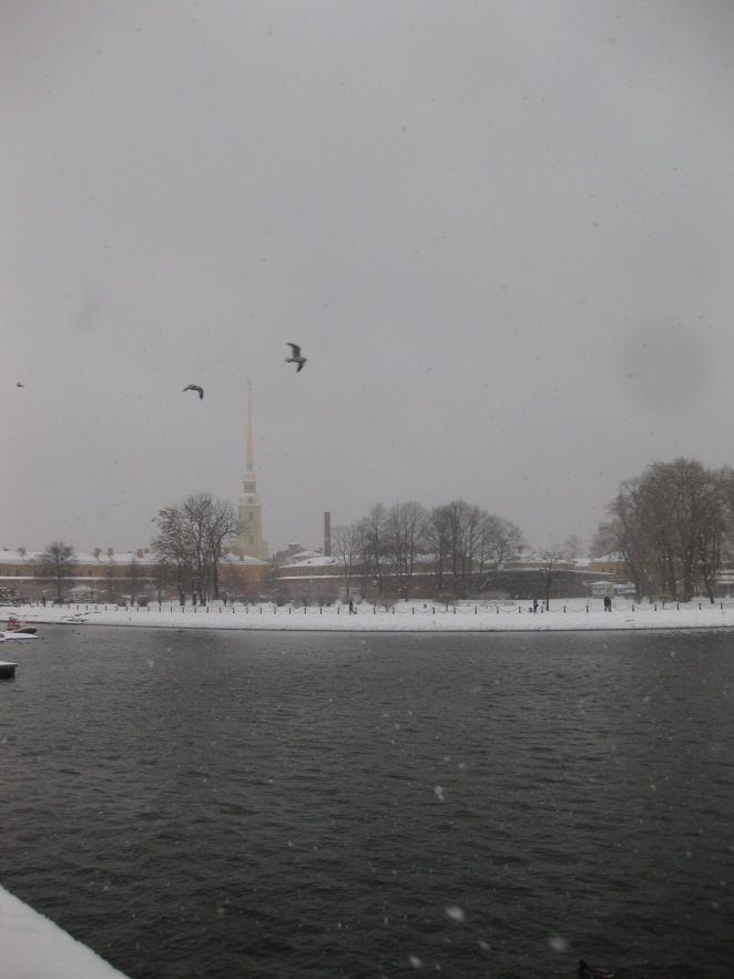 Winter Has Come