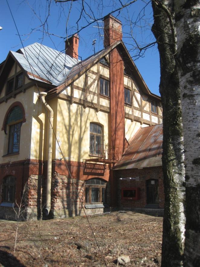 Spring and (More) Art Nouveau in Tsarskoye Selo