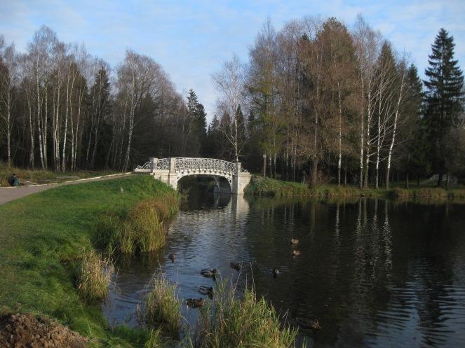 Autumn in Gatchina