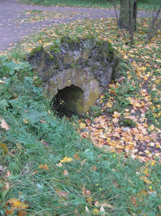 Autumn in Tsarskoye Selo
