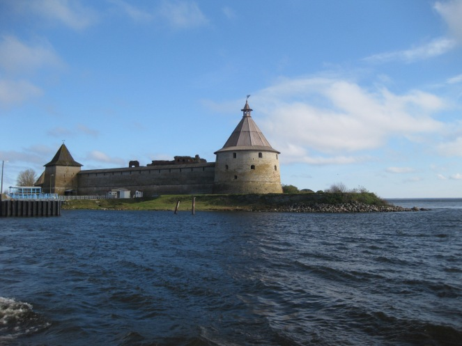 Autumn in Oreshek Fortress and Dacha