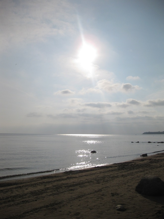 Repino on Gulf of Finland