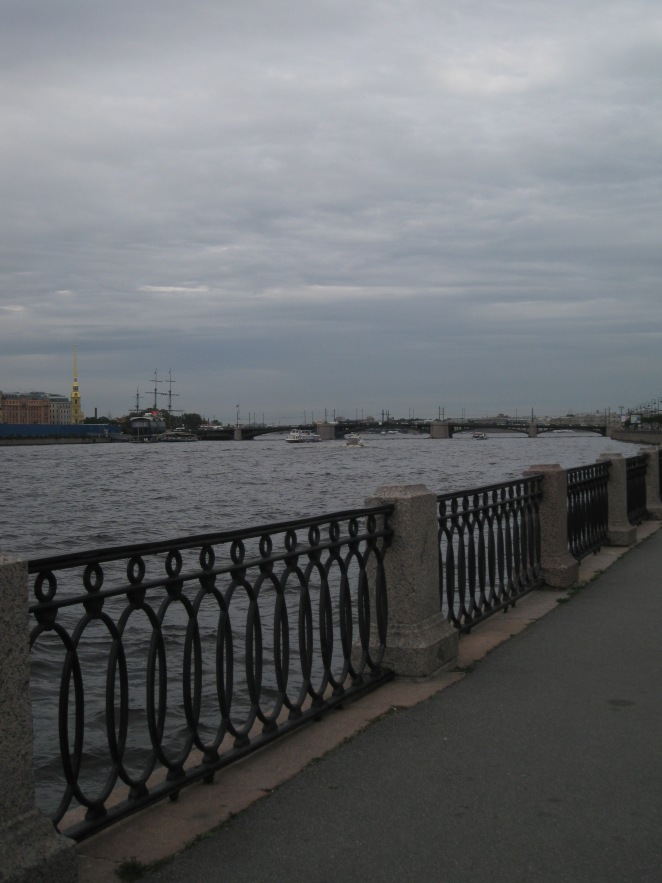 Vasilyevsky Island, Island of Men
