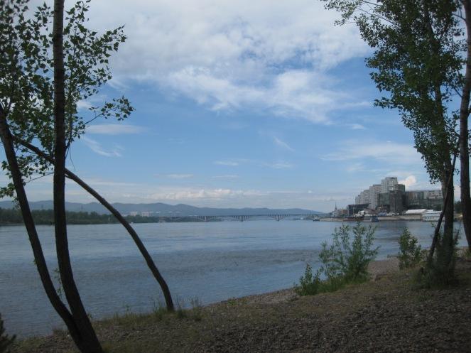 Krasnoyarsk and Stolby Park