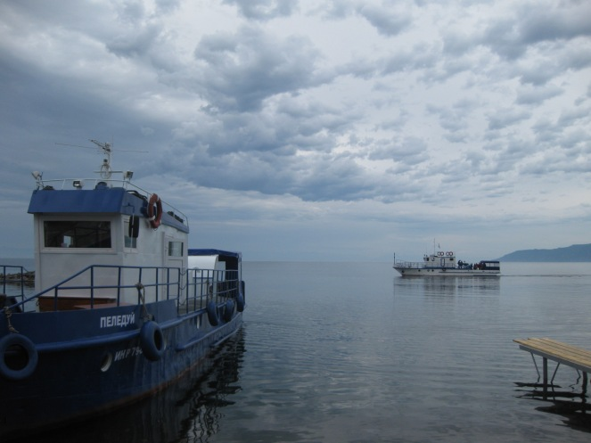 Majestic Baikal and Irkutsk