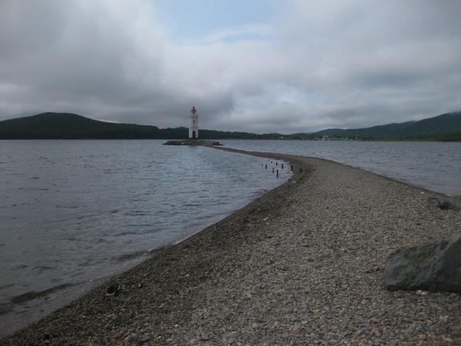 Vladivostok and Russky Island